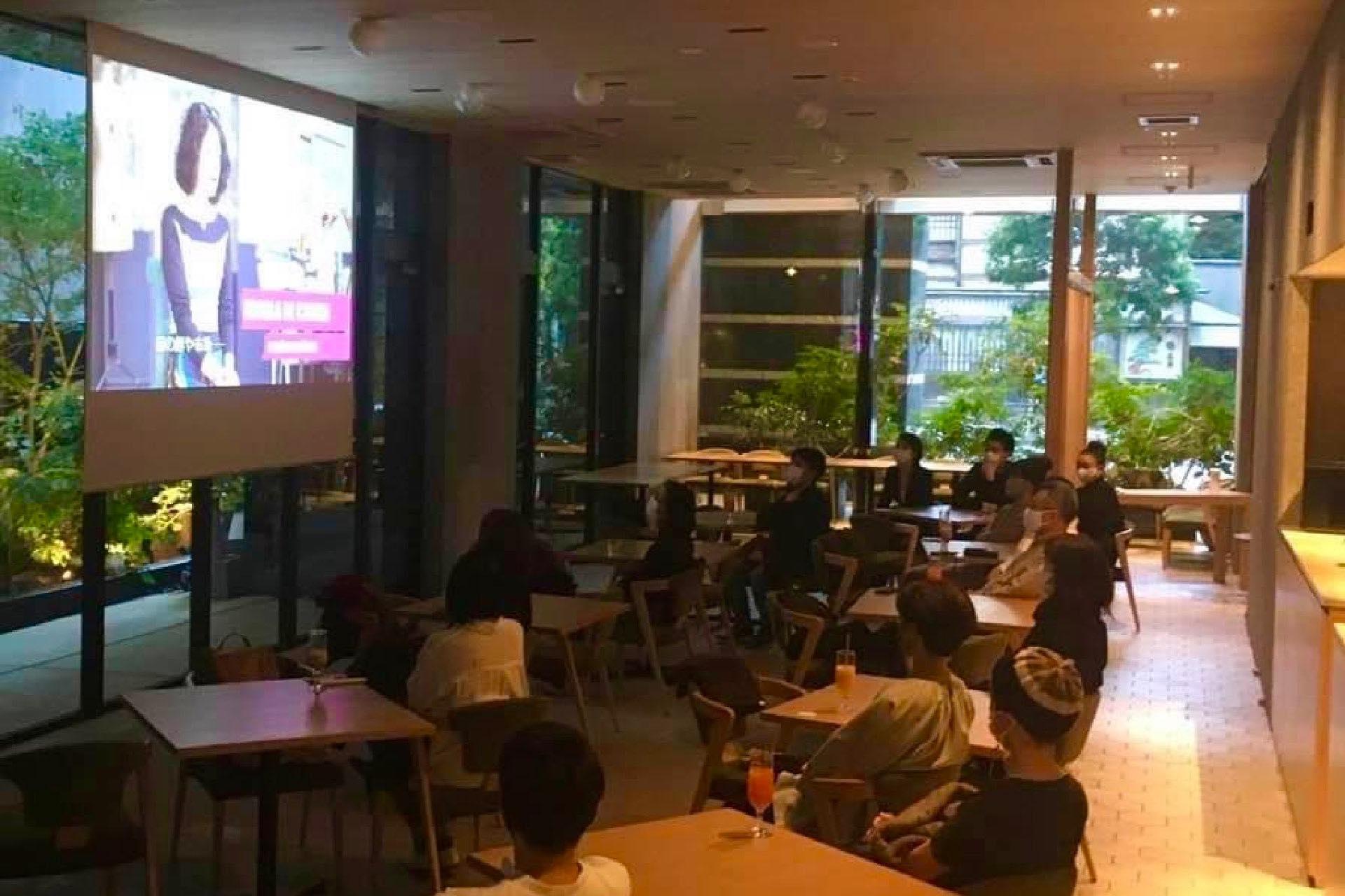 中越バルプ工業(株)様とソーシャル映画祭を共同開催